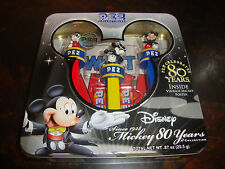 Pez---Disney---Mickey Mouse---80th Anniversary---Limited Edition---Sealed---2007