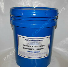 2901-0552-00 ATLAS COPCO 4000 HR 5 GAL SEMI-SYNTHETIC ROTARY AIR COMPRESSOR OIL