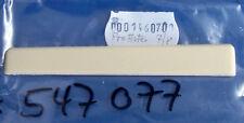 GITARREN-STEGEINLAGE 80 MM LANG FÜR 7/8 UND 4/4 PRO-ARTE GIT.   547077