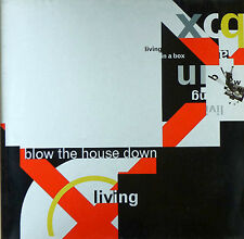 Living In A Box - Blow the House down - Maxi LP - washed - cleaned - # L 1759