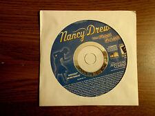 Nancy Drew: #5 The Final Scene  (PC)  *** NEW ** DISC ONLY in sleeve - Win 7 !!!