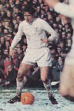 Football Photo>NORMAN HUNTER Leeds United 1960s