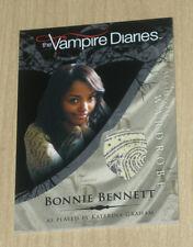 Cryptozoic Vampire Diaries wardrobe costume Bonnie Bennett Kat Graham M7 var #4
