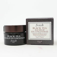 Fresh Black Tea Age-Delay Eye Concentrate  0.5oz/15ml New With Box