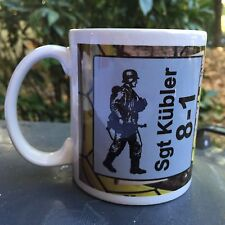 ASL Personalized SMC Coffee Mug! Advanced Squad Leader Yanks Beyond Valor