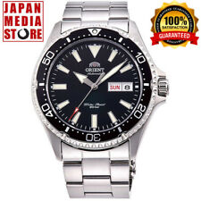 ORIENT SPORTS RN-AA0001B Automatic Mechanical Diver Watch 100% Genuine Product