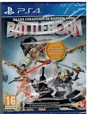 Battleborn (PS4 Nuevo)