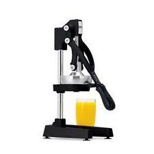 LIGHTLY USED Olympus Manual Citrus Juicer Black - Focus Products