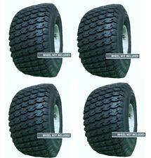 4 New Tires 20 10.00 10 OTR Lawn Boss TR532 Turf 4PR 20x10.00-10 20x10.00x10 SIL