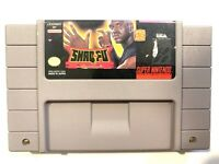 Shaq-Fu - SNES Super Nintendo Game - Tested - Working - Authentic!