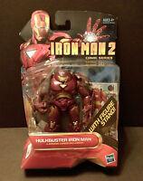 """RARE Marvel Universe Avengers Ironman 2 Hulkbuster MOC MIB 3.75"""" Figure"""