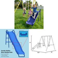 Sportspower 3-in-1 Play Time Outdoor Swing Set - MSC4190