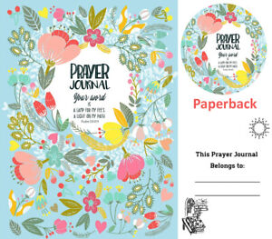 Prayer Journal: Christian Journals For Women To Write In, (Prayerful Planner)