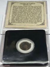 268-270 A.D. Claudius II Gothicus Roman Empire Bronze Ancient Coin