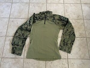 Beyond Clothing AOR2 A9 Mission Combat Shirt LARGE/REGULAR Crye Tactical AOR1