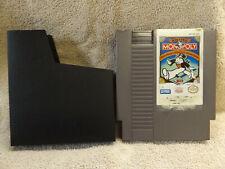 Nintendo Monopoly Game 1985 (Nintendo Entertainment System) NES Game & Case