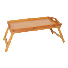 Home & Loft Collection Bt1100 Folding Bamboo Bed Tray