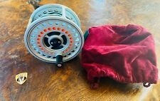 Hardy Ultralite Disc Salmon Spey Fly Reel with Hardy DT9 Floating Spey Line