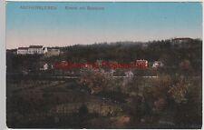 (105191) AK Aschersleben, Einetal mit Spielplatz, Feldpost 1916
