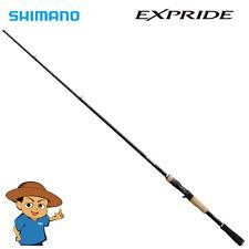 Shimano EXPRIDE 165MH-LM Medium Heavy  bass fishing baitcasting rod