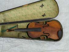 Geige Violine 4/4 tel Löwenkopf