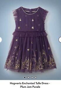 NWT Mini Boden Harry Potter Hogwarts Enchanted Tulle Dress