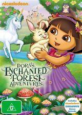 Dora The Explorer- Dora's Enchanted Forest Adventures (DVD, 2011)