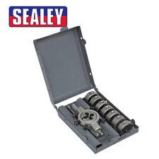 Sealey Tools AK3009 9 Piece Split Die Set M3 - M12 (Threading)