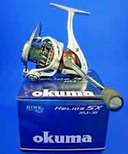 Okuma Helios SX HSX-30 FD 8+1BB 5.0:1 54289 Front Drag Fishing Reel