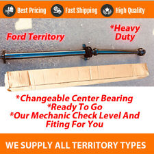 Ford Territory SUV 2011 - 2017 RWD  Auto diesel  turbo 2.7 litre Tailshaft