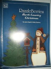 Decorative Tole Painting Book Razzleberries North Country Christmas