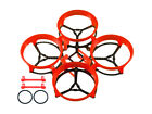 """Microheli CNC Carbon Fiber W/ 3D Printing Ducted Style """"D"""" Frame (RD)-MOBULA7 HD"""