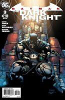 BATMAN THE DARK KNIGHT #3 DC COMICS 2011 CB