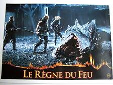 DRAGON PHOTO EXPLOITATION LOBBY CARD LE REGNE DU FEU