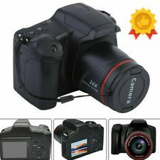 Digital Camera 3 Inch TFT LCD Screen HD 16MP 1080P 16X Zoom Anti-Shake Xmas Gift