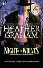 New - Night of the Wolves (Vampire Hunters) by Graham, Heather