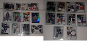 NEW YORK ISLANDERS ROOKIES JERSEYS AUTOGRAPHS INSERTS U PICK FROM $1.00 AND UP