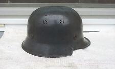 GERMAN HELMET M34 WW2 LUFTSCHUTZ POLIZEI STAHLHELM