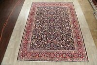 VINTAGE All OIver Floral Area Rug Hand-Knotted Wool Traditional Carpet 10 x 13