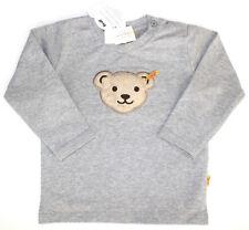 STEIFF® Sweatshirt Shirt Quietsch Bär Unisex Mädchen Junge 68-116 NEU!