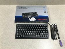 Cherry G84-4100 Compact Keyboard (Black) NEW