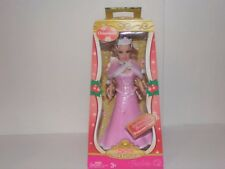 "BARBIE IN THE NUTCRACKER PRINCESS CLARA! MINI KINGDOM HOLIDAY ORNAMENT! ""SWEET"""