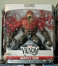 Marvel Legends Toxin Action Figure 6 inch Collectible Toy Venom Carnage NEW
