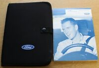 FORD KA AND FORD SPORTKA HANDBOOK OWNERS MANUAL WALLET 1996-2008 PACK 9306