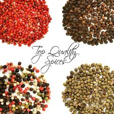 Whole Spices - Dried Peppercorns (8 Types), Cloves Cardamon Juniper Cumin Etc.