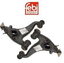 NEW Mercedes W124 R129 Pair Set of Left & Right Front Lower Control Arm Febi