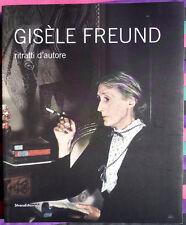 Gisèle Freund, Ritratti d'autore, Ed. Silvana