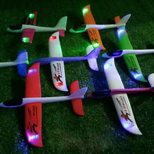 EPP DIY Hand Throw Glider Aircraft Model Child Outdoor Game Toy Foam Airplane 1X