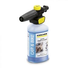 Karcher FJ10 Foam Jet Nozzle Connect & Clean Kit Car Shampoo 26431440