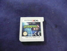 Nintendo 3DS Starfox 3D European version